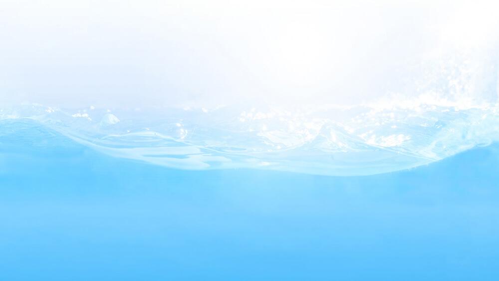 不純物を除去した安心できる飲料用の水