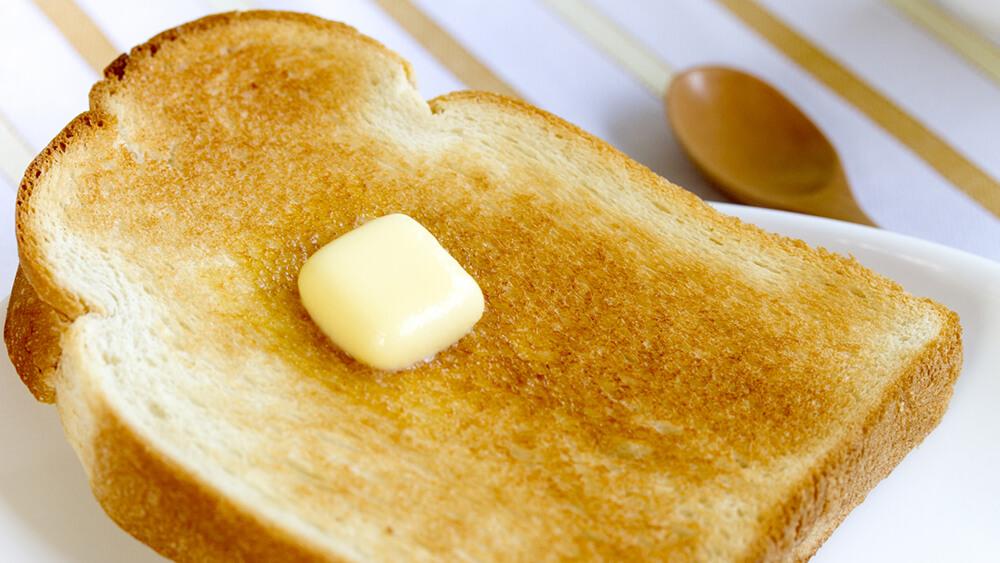 トーストが美味しく焼けるトースター