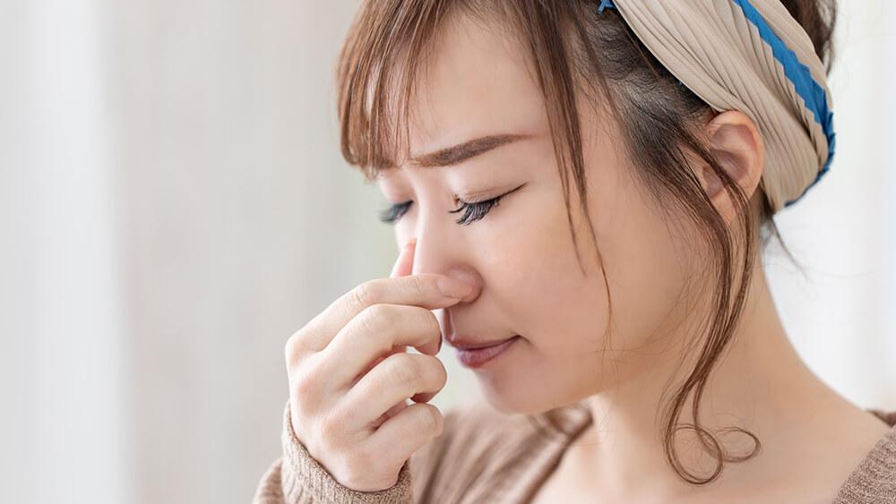 腋臭になる因子