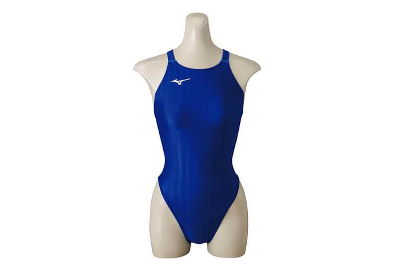 MIZUNO(ミズノ) 競泳水着 レディース ストリームアクセラ ハイカット
